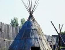 Que tipos de ferramentas que chippewa índios usar?