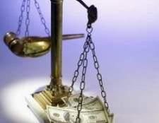 Que normalmente paga taxas judiciais?